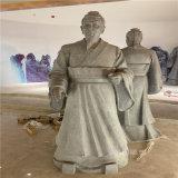 中山玻璃钢雕塑造型厂家 制作  购物人物雕塑