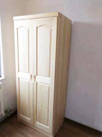 **家具厂家直销批发实木柜衣柜全实木柜2门柜