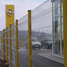 桃型柱隔栏栅  三角折弯护栏 厂家现货