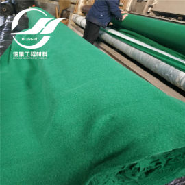 合肥200g防尘绿色土工布