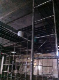 工业厂房碳纤维加固-火灾房加固改造
