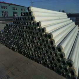 聚氨酯发泡螺旋钢管 聚氨酯泡沫塑料保温管