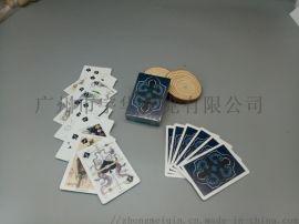 菲律宾PVC塑料视讯条码扑克牌定制公司
