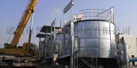 恒温发酵罐畜禽粪便处理设备快速成型制粒机