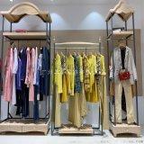 莉聲原創設計師女裝潮牌直播女裝貨源廣州品牌折扣女裝