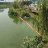 打捞漂浮物不冲击实用型气密拦污浮筒