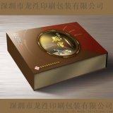 深圳银卡纸天地盖礼品盒定制 茶叶天地盖盒设计定制