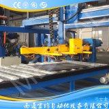 數控捲板機生產線 全自動卷板機生產線