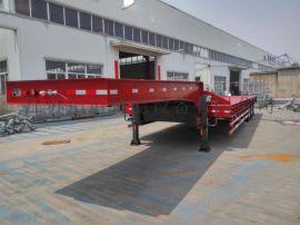 三桥通轴30吨低平板半挂车