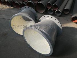 江苏江河机械 陶瓷管道安装 辽宁耐磨管道