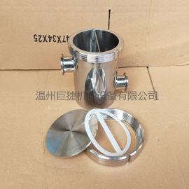 新品51MM卫生级防倒灌地漏(空气阻断装置)