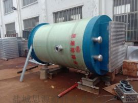 粉碎型格栅在一体化预制泵站中作用