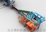 磷矿粉高位码垛机 自动机械手码垛机公司厂家
