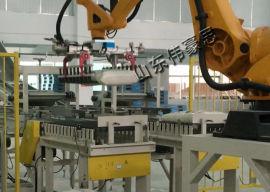 厂家直供全自动码垛机 袋装谷物码垛机器人