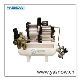 高压空气增压机 二倍空气增压泵 大流量气体增压泵 SMC 增压阀
