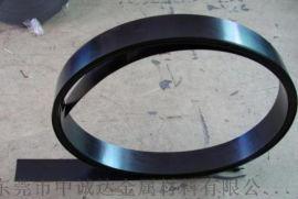 供应宝钢70Si2CrA淬火弹簧钢带