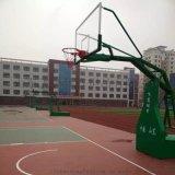 山东篮球架厂家直销 手动液压篮球架 电动液压篮球架