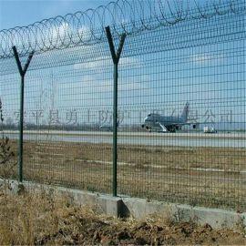 供应勇士护栏网  机场护栏网  Y型护栏网