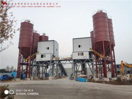 青岛辉特所生产的混凝土搅拌站拥有良好的搅拌性能