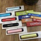 vapemoho新款小魔盒一次性便携电子烟小烟水果味戒烟提神吸入式