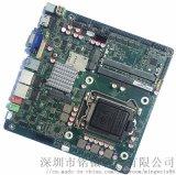 ITX-i110一款超高性能超薄的Mini-ITX主板,採用 Intel H110晶片組