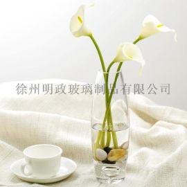 椭圆形花瓶客厅花瓶装饰花瓶百合花瓶鲜花瓶插花瓶
