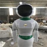 佛山玻璃鋼系列機器人外殼模型雕塑廠家訂製聯繫方式