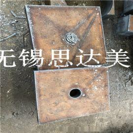Q345E钢板切割加工图形件