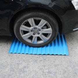 屋顶化工厂房屋面防腐瓦 塑胶塑料瓦片PVC波浪瓦