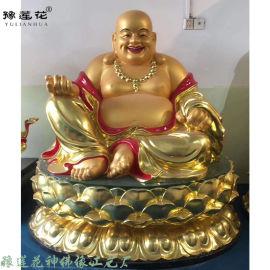 2.2米弥勒佛佛像 三宝佛祖佛像 老佛爷佛像