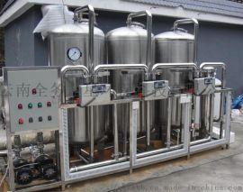 云南离子交换树脂设备  混床离子交换设备