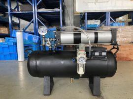 三倍空气增压,大流量气体增压泵,SMC空气增压泵