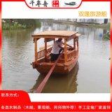 河北承德木制中式遊船質量過硬