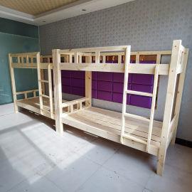 **家具公司批发郑州本地厂家上下床实木高低床双层床