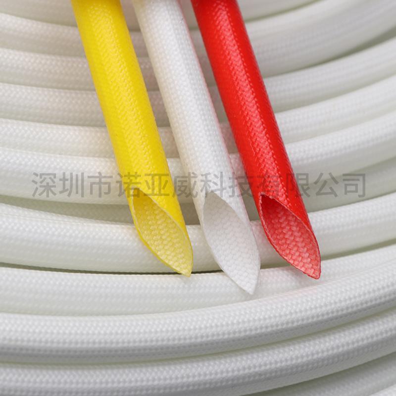 供应绝缘套管 耐高温玻纤管
