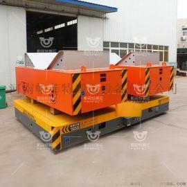 矿用电瓶车,15吨转运PC件地平车,电动轨道平车