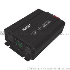 3KW 太阳能逆变器DC12V-3KW高频逆变电源