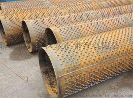 桥式滤水管800mm钢花管(井壁管)