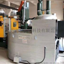 宏幸500GK铝合金电炉 坩埚式熔炉 砂铸熔炼炉 保温炉