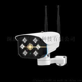 室内外家用高清监控器wifi无线智能全彩夜视摄像头