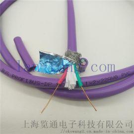 工业DP通讯线-profibus专用通信电缆