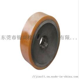 东莞起重机聚氨酯承载轮-锦尚橡胶