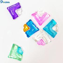 洗衣凝珠贴牌代工 洁净留香酵素洗衣珠 源头厂家
