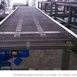 金属输送链板