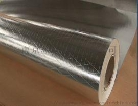 铝箔夹筋筋在外 贴面