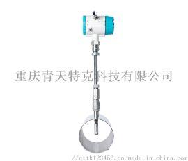 插入热式气体质量流量计流量计 重庆青天特克流量计