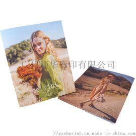 广州印刷画册厂家定制公司杂志服装行业宣传册