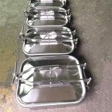 方形人孔蓋_廠價直銷儲罐人孔耐壓型方形人孔蓋