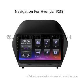 车载GPS导航适用于现代途胜