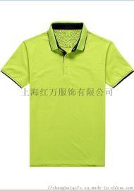 夏季T恤衫工作服 短袖POLO衫 翻领T恤衫